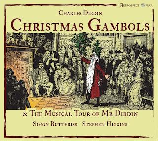 Charles Dibdin - Christmas gambols - Retrospect Opera