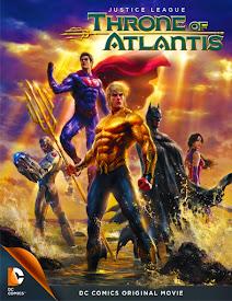 pelicula Justice League: Throne of Atlantis (2015)