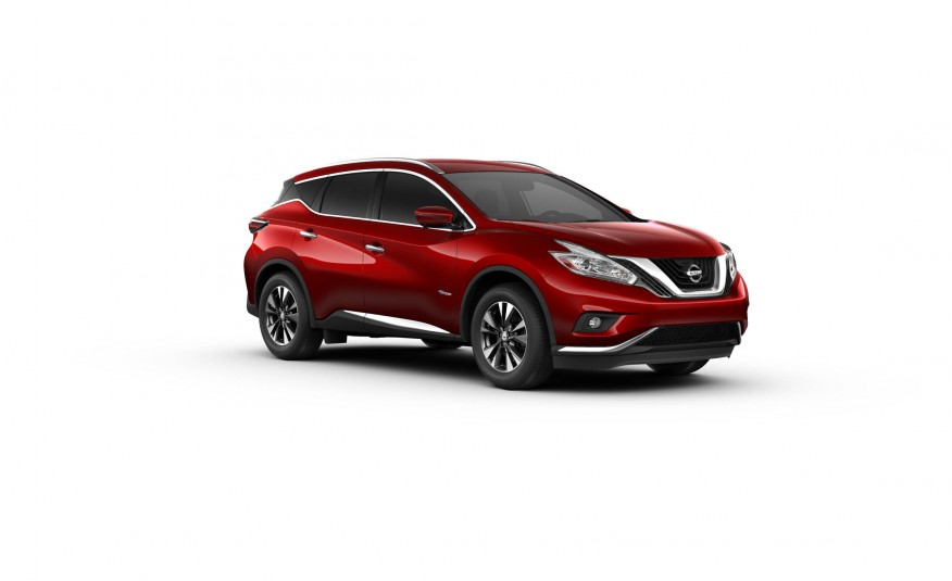 nissan quietly introduces limited run murano hybrid. Black Bedroom Furniture Sets. Home Design Ideas