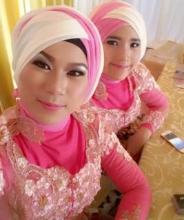Model Jilbab Kebaya Pagar Ayu