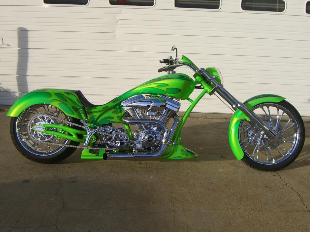 Motorcycle Custom: Harley Davidson Motorcycle: Custom Motorcycles