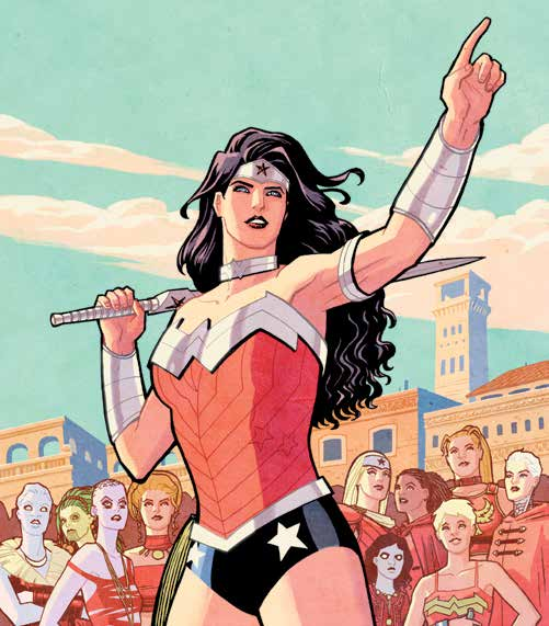 Wonder Woman - Brian Azzarello - Cliff Chiang