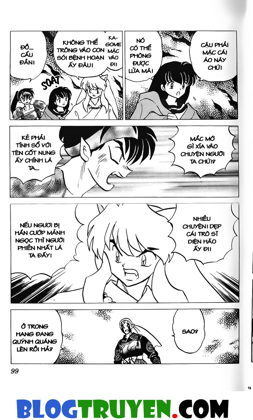 Inuyasha vol 27.6 trang 4