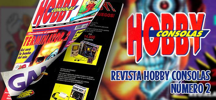Revista Hobby Consolas Nº 2