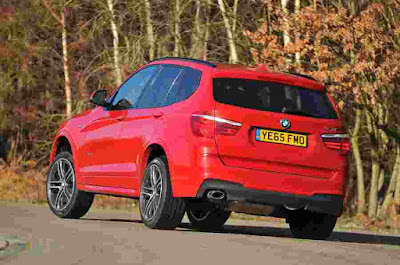 Review Of BMW X3 Cars 2011-2017
