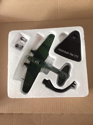 Atlas Editions - Heinkel HE111 Bomber