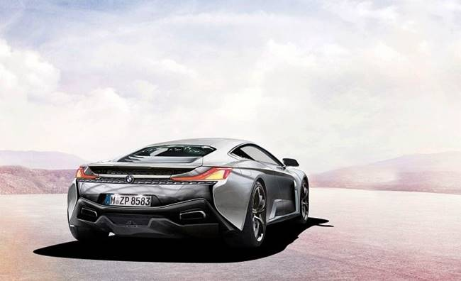 2019 BMW-McLaren Supercar Collaboration