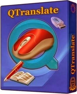 تحميل برنامج الترجمة الفورية للنصوص والكلمات لكل اللغات Download programs QTranslate instant