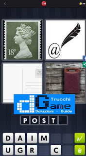 4 Immagini 1 Parola livello 339