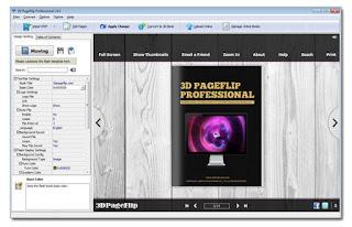 طريقة عمل كتاب الكتروني أو مجلة الكترونية تفاعلية مع واجهات مبتكرة