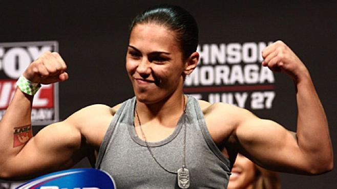 Frank Pozen's Big Bad Blog: Jessica Andrade vs Jessica