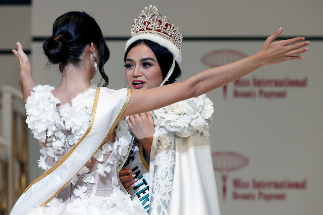 Kylie Verzosa Miss International 2016 Grand Winner