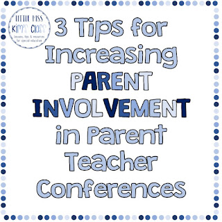 Increasing School / Teacher and Parent / Family Involvement