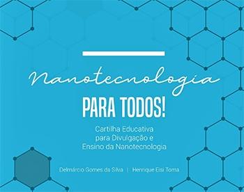 USP lança cartilha sobre Nanotecnologia
