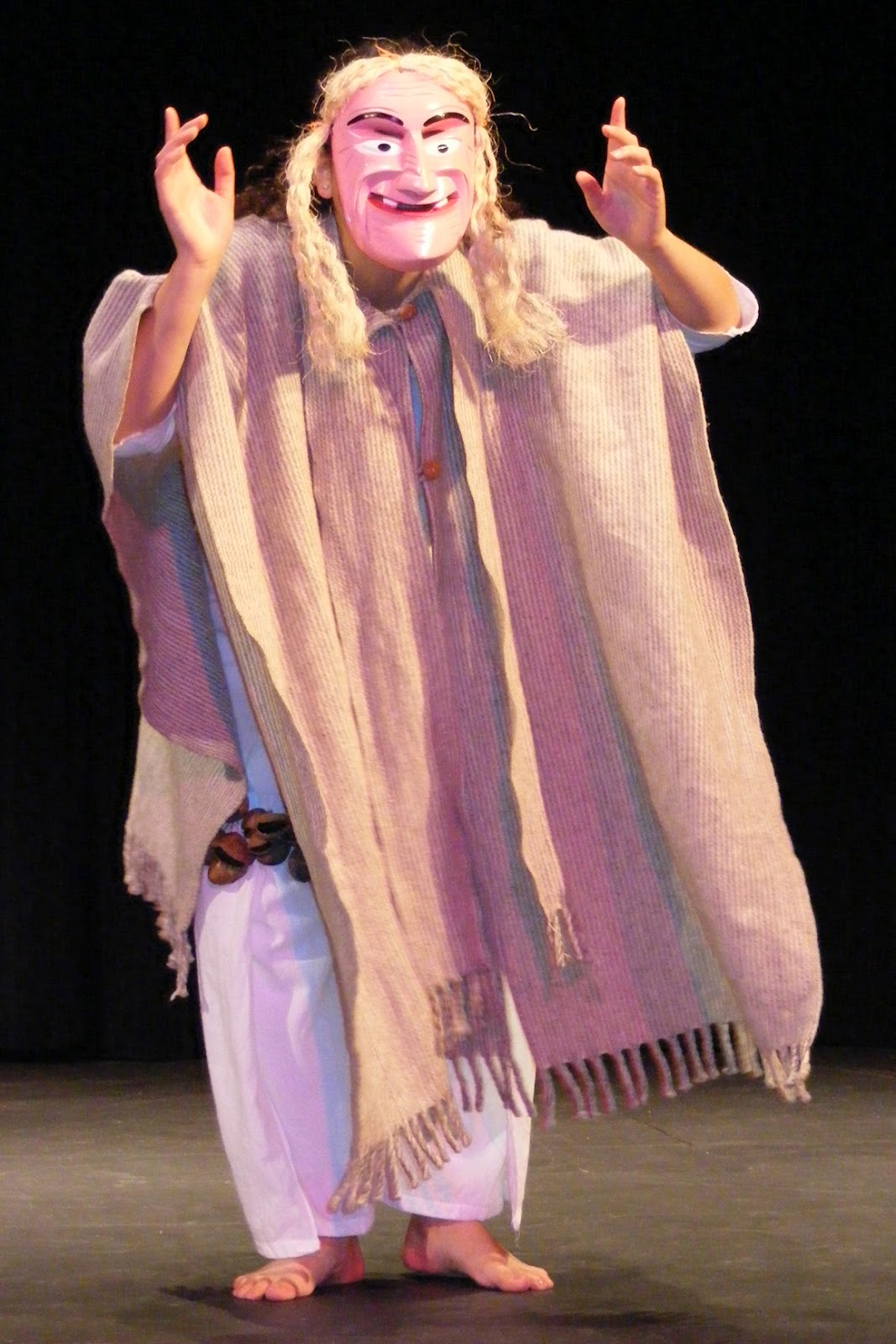 La Luna (théâtre) : (théâtre), Masks,, Movement, Imaginative, Storytelling, Milagro, Theatre