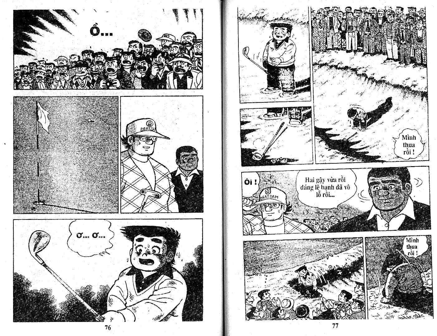 Ashita Tenki ni Naare chapter 20 trang 37
