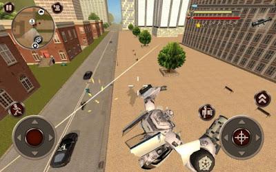 game x ray robot apk latest update terbaru