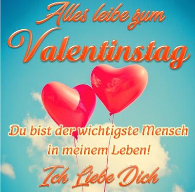 Alles leibe zum Fröhlichen Valentinstag Sprüche Grußbilder