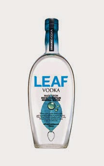 Leaf Rocky Mountain Mineral Water