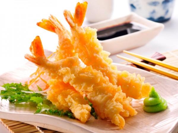 resep tempura udang