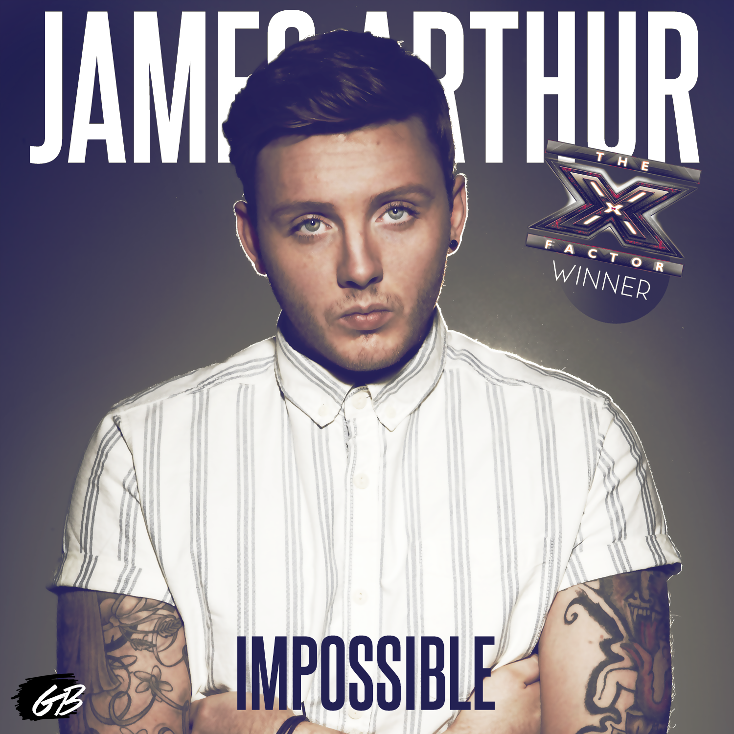 James arthur's 'impossible' becomes fastest-selling x factor.