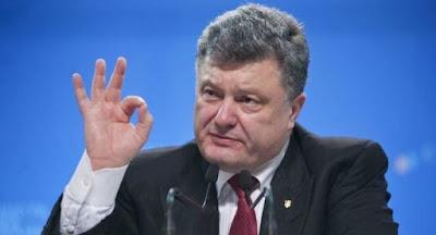 Президентский рейтинг Порошенко падает все ниже