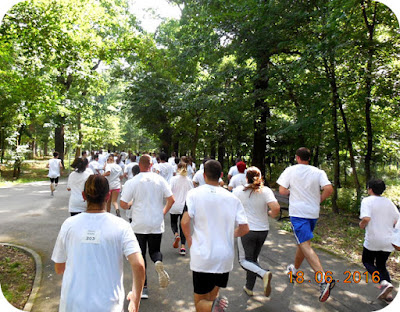 fotografii din alergare