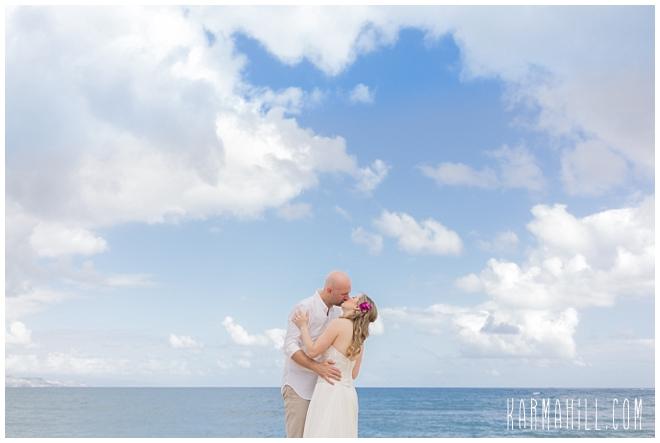 Maui Wedding Portraits