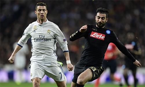 Ronaldo- tân binh Juventus