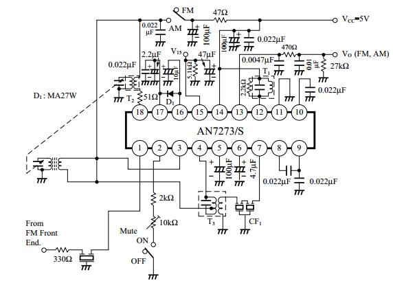 AmplifierCircuits.com: AN7273