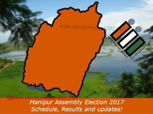 Manipur Elections 2017 Schedule and results date