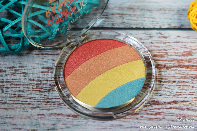 Essence Prismatic Rainbow glow highlighter, отзывы