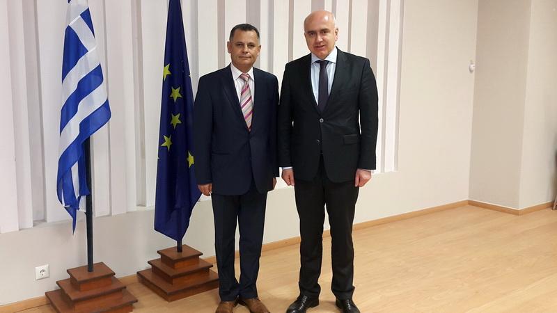 Ο Σωτήρης Μποταΐτης νέος Πρόεδρος του Περιφερειακού Συμβουλίου ΑΜ-Θ