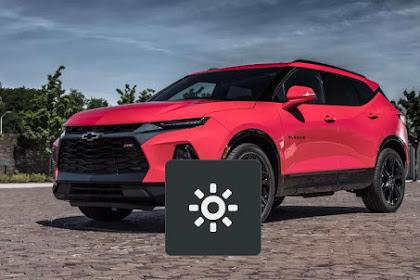 2019 Chevy Blazer Concept