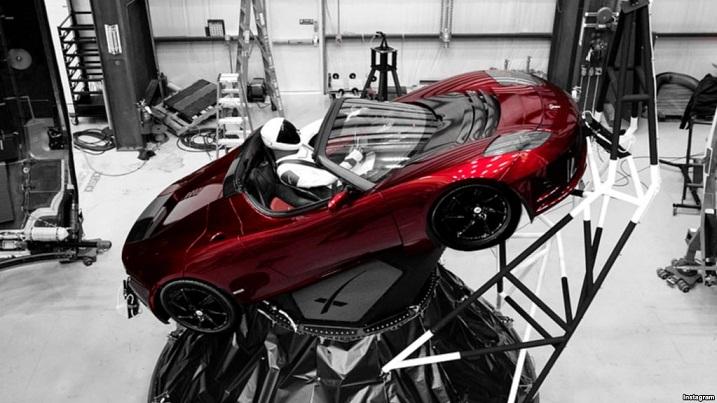 Starman, Tesla Roadster, dan Kehebohan yang Ditimbulkan