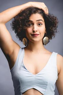 Sanya Malhotra Hot Photos | Badhaai Ho Movie 2018