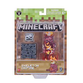 Minecraft Series 4 Skeleton Overworld Figure