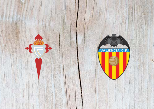 Celta Vigo vs Valencia - Highlights 19 January 2019