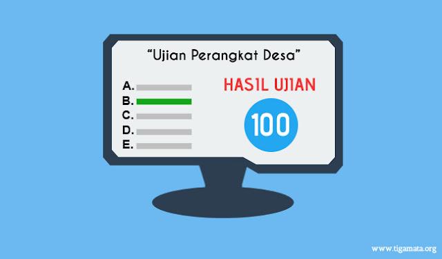 50 Soal Latihan Ujian Perangkat Desa Online