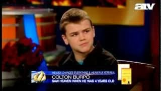 Colton Burpo: A Menny létezik