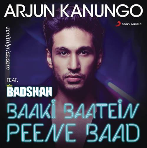 Baaki Baatein Peene Baad (Shots) - Badshah