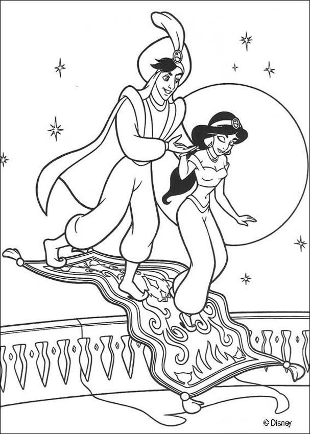 coloring pages nick magic - photo#22