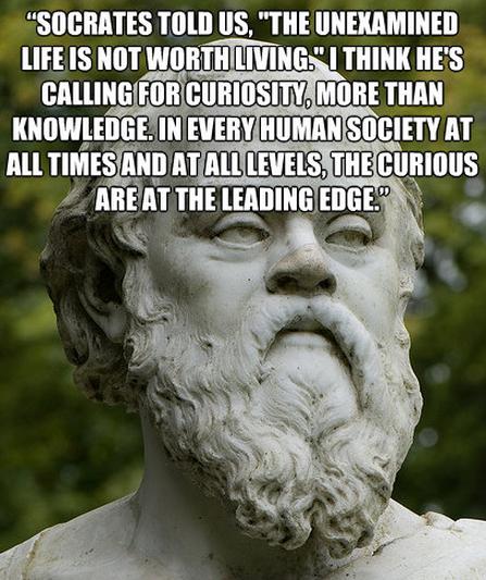 Wallpaper: Socrates Quote