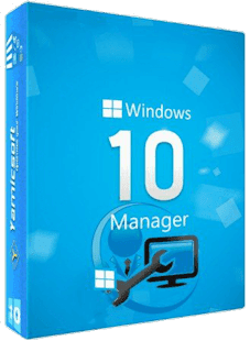 Yamicsoft Windows 10 Manager 1.0.2 Final