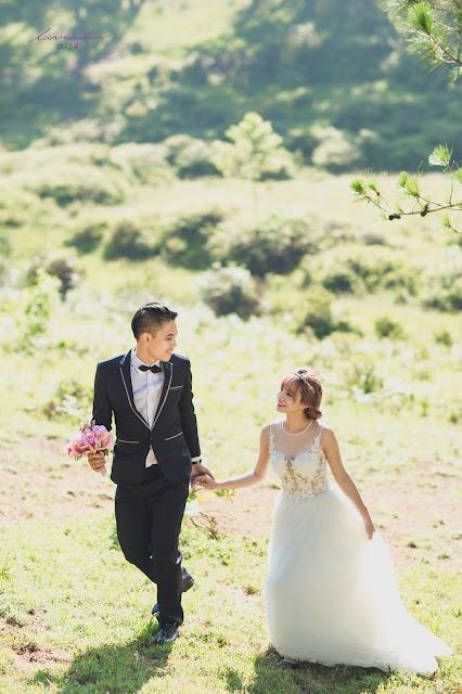 chụp hình cưới phong cách châu âu