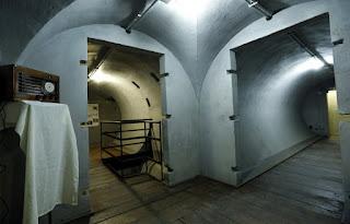 Il bunker di Mussolini a Villa Torlonia