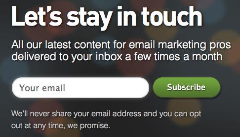 Apa yang Disebut Opt-in E-mail?