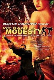 Watch My Name Is Modesty: A Modesty Blaise Adventure Online Free 2004 Putlocker