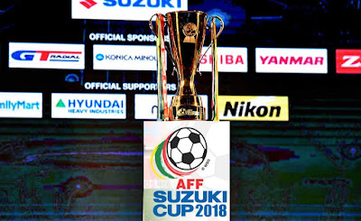 Jadual dan Keputusan Perlawanan AFF Suzuki Cup 2018