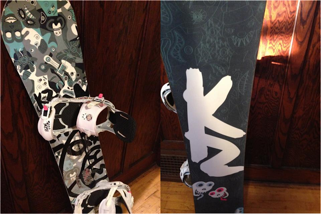 K2 Jibpan pro 156 - Snowboard Packages